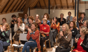 Linda van der Wal event coaching januari 2019